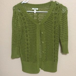 Tops - Women's Short Cardigan